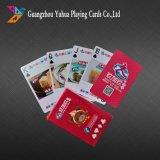 Impressão personalizada de cartões de publicidade de cartões de jogo