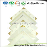 容易できれいな建築材料の中断されたアルミニウム重合体の天井