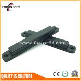 Дешевый UHF RFID цены на бирке металла при задний исправленные стикер и отверстие