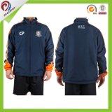 Sublimación Sportswear personalizado traje de Hombre Footing Chándal nuevo diseño