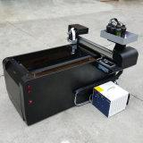 A2 크기 디지털 UV 평상형 트레일러 인쇄 기계를 인쇄하는 나무와 도와