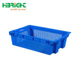 Пластиковый корзина для хранения пластиковой тары фруктов и овощей