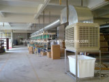 광활한 지역을%s 증발 냉각 기계 380V 3phase 공기 냉각기