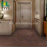 Современное пол из ПВХ для лиц с SGS, CE, IOS, Floorscore, ISO9001 Changlong Clw-38