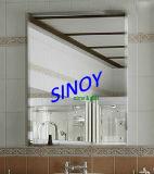 Sinoy 3mm, 4mm, 5mm, 6mm schrägte Badezimmer Silve Spiegel, aufbereiteten Spiegel mit dem abgeschrägten Rand ab, der bearbeitet 5mm-40mm (4-4560-BSQ)