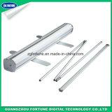 Transporte fácil personalizar o banner de suporte do rolo de alumínio /puxe o banner