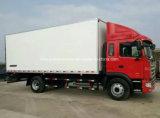 Chariot de réfrigérateur de JAC 4X2 Hotsale 8 tonnes de congélateur de camion de camion