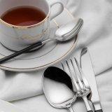Ailaka das 4 Stück-Besteck stellte Tafelsilber-Service des Edelstahl-304 für 1, das schöne Hochleistungsgabel-Löffel-Messer ein, das für Hauptküche-Gaststätte-Hotel eingestellt wurde