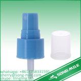 4oz. Bottiglia di plastica rotonda dello spruzzo con lo spruzzatore fine bianco della foschia