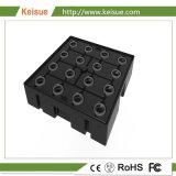 De plus en plus de plastique Keisue bac avec le système hydroponique