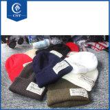Шлем Knit зимы людей женщин крышки Hip-Hop способа Unisex теплый