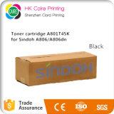 cartucho de toner negro de la producción de 25k A801t25k hola para Sindoh A806 A806dn