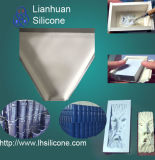 Silicona líquida para enlucido de yeso/Artificial para hacer moldes de piedra cultivada /