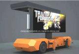 小さいLEDのトラックの実用的なCommecialの移動式広告のトレーラー