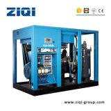 Compresor de aire de tornillo impulsado directamente en el sector industrial usa