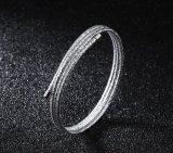 MaxiJuwelen van Kim Kardashian Collar Necklaces Statement van de Ketting van de Kabel van de Halsband van de Nauwsluitende halsketting van de Rollen van de manier de Elegante Multilayer Gerolde Magnetische