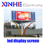 LED de color de la pared de vídeo HD P6 electrónicos SMD LED Pantalla de visualización de publicidad exterior
