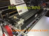Hoge snelheid 4 de Machine van de Plastic Zak van Lijnen