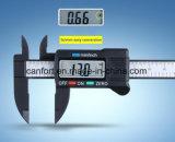 Étrier vernier en plastique de la qualité 0-150mm Digitals avec le prix bas