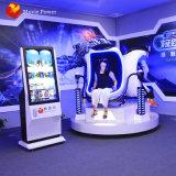 360 Grau 9 Ovo Eléctrico de Cinema do simulador de DVR Vr Cadeira de ovos