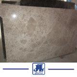 Marmeren Lichte Emperador met Tegels of Plakken voor de Decoratie van de Muur/van de Vloer