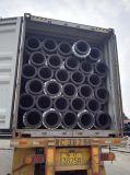 Tubo per fognatura sotterraneo dell'HDPE flessibile