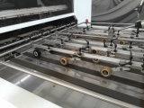 수동 자동적인 고성능 평압 인쇄기는 절단기를 정지한다