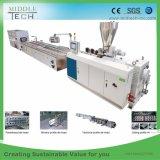 (UPVC PVC) /WPC/PE/PP Perfil de janela/forro/placa de porta/painel de parede/Folhas/ máquinas de extrusão do tubo
