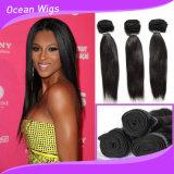 El doble de la trama el cabello humano 100% de la máxima calidad 8un grado mayor de pelo indio