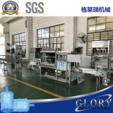 Agua de 5 galones que hace produciendo la máquina