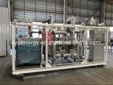 Kälteerzeugender flüssiger Stickstoff/Argon/CO2 Plombe Schiene-Hingen ein