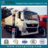 Sinotruk HOWO A7 371HPのダンプカートラックのダンプトラック