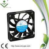 охлаждающий вентилятор защищенный импедансом радиатора 4000rpm 60mm вентилятор DC 2 проводов осевой