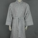 100% flanelle de coton Peignoir forme kimono