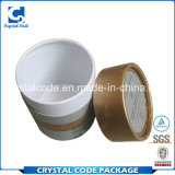 Heiß, auf der ganzen Erde kosmetischen Papiergefäß-Kasten verkaufend