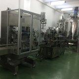 El Etiquetado automático Máquina Tapadora de llenado