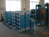 原油のDesaltingのための版の熱交換器