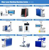Machine d'impression UV parfaite de gravure d'inscription de laser de laser pour des non-métaux et des métaux