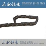 Qualité concevant la chaîne incluse de câble de frottement de rouleau en plastique pour l'industrie