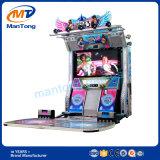 Tanzen-Maschinen-Münzenspiele 2 Spieler-Säulengang-Spiele