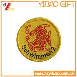 Correção de programa bordada de confiança feita sob encomenda para o presente da promoção (YB-SM-12)
