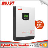 배터리 충전기를 가진 가정 태양 변환장치 3kVA