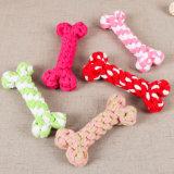 Neues erstklassiges Knoten-Kauen-umweltfreundliche Seil-Knochen-Hundespielwaren