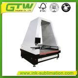 Tagliatrice ad alta altitudine del laser della macchina fotografica 1000*6000 per il taglio del tessuto