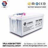 Batería sellada de la UPS de la batería de plomo 12V 180ah