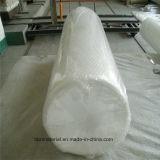 Haute qualité de grande taille du tuyau de quartz blanc laiteux