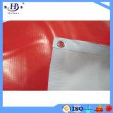 tela incatramata rivestita rivestita del PVC del vinile di 1000d 18oz