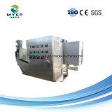 Parafuso de lamas Tipo Multi-Plate personalizado tipo correia de desidratação de lamas pressione