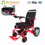 La energia elettrica pieghevole alza in su la sedia a rotelle della sede