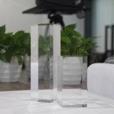 Hoja de acrílico transparente y clara del plexiglás y hoja de acrílico, placa de PMMA